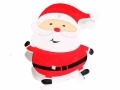 Christmas Wooden Santa and Reindeer String LED Lights BML86520