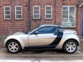 2006 Smart Roadster 80 2dr Petrol Black Bronze Automatic 80,000 miles Full Smart History BU06KXO *Out of Stock*