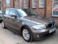 2006 BMW 116I 1.6 SE 5 Doors Hatchback Manual Petrol Grey Alloys Air Con Park Sensors 83,000 miles CE56UKF