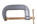 "Heavy Duty 4"" G Clamp Copper Windings CL090 *Out of Stock*"