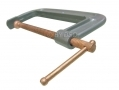 "Heavy Duty 8"" G Clamp Copper Windings CL092 *Out of Stock*"