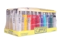 40 Pack Child Resistant Clipper Lighters CP11RH *Out of Stock*