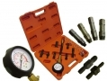 Professional 8 Pc Petrol Engine Compression Tester Kit 1865ERA