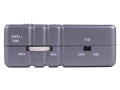 Kingavon CCTV 4-Way Channel Switcher CT401