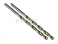 Professional 2 Piece 8mm HSS 4241 Long Straight Shank Twist Drill Bits DR053