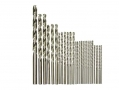 Professional 22 Pc HSS4241 Extra Long Straight Shank Twist Drill Set 2 - 10mm DR054SET