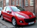 2010 Peugeot 207 Special Editions 1.4 Verve Bright Red 3dr 55,000 miles Fully Serviced Long MOT EK10PJV