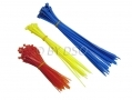 150 Piece Nylon Cable Ties Various Sizes EL077
