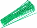 40 x 12 inch Cable Ties Green 4.8 x 300 mm EL124 *Out of Stock*