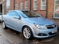 2006 Vauxhall Astra Convertible 1.8i 16v Sport Twin Top 2dr Air Con Alloys Parking Sensors 64,000 miles Excellent Condition FG56CVH