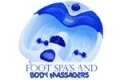Foot Spa's and Body Massagers