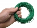 Heavy Duty 2 Piece 15m and 30m Green Plastic Coated Wire GD146