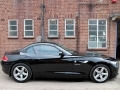 2011 BMW Z4 Roadster 23i sDrive Automatic Black with Red Kanas Leather Sat Nav High Spec 65,000 miles GK60AUH