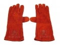 "High Quality 14"" Fully Lined Welders Gauntlet Gloves GL011 *Out of Stock*"