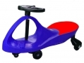 Swing Wiggle Gyro Ride on Car no Pedals no Batteries Great Fun in Blue GYROBLUE *Out of Stock*