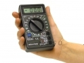 Hand Held Large LCD Display Multimeter with Positive and Negative Probes HAM-BB-DT100