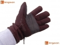 Kingavon Ladies Thermal Fleece Heated Gloves 3M Thinsulate with Strap HAMBB-HG302