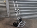 Foldable Aluminium Folding Hand Cart Trolley 60Kg Load L101