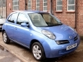 2005 Nissan Micra 1.2 16v Urbis 5 Door Manual PAS Metallic Blue Air Con 1 Years MOT 1 Owner FSH HG05YMV