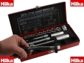 "Hilka Pro Craft 22 Pc 3/8"" inch Drive Socket Set Metric 6 - 19mm in Metal Case HIL2102202 *Out of Stock*"