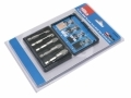 Hilka 5 pce HSS Screw and Drill Bit Extractor Set Pro Craft HIL37840005 *Out of Stock*