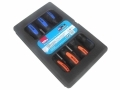 Hilka 7 pce Go-Thru Screwdriver Set Pro Craft HIL37992707 *Out of Stock*