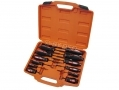 Hilka Professional 12 Pc Mechanics Screwdriver Set with S2 Steel Tips HIL37999912 *Out of Stock*