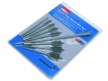 Hilka 10 pce Flat Wood Boring Bit Set HIL49600010 *Out of Stock*