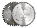 Hilka Professional 2pc TCT Circular Saw Blades 300mm with 30mm Bore and Adapter Rings HIL51300002 *Out of Stock*