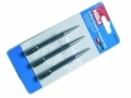Hilka 3 pce Centre Punch Set Pro Craft HIL62880003 *Out of Stock*