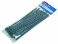 Hilka Trade Quality Nylon Cable Ties Grey 50 250mm x 4.5mm HIL79048250 *Out of Stock*