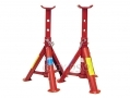 Hilka 2 Ton Adjustable Folding Axle Stands HIL82420040 *Out of Stock*
