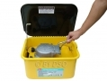 Hilka Trade Quality Compact 3.5 Gallon Parts Washer HIL84995505 *Out of Stock*