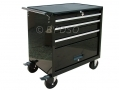 Hilka 3 Drawer Lockable Roller Cabinet Tool Box HILPMT112