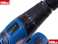 Hilka 18 Volt Cordless Combi Hammer Drill 13 mm Chuck with 2 Battery\'s HILPTCHD182 *Out of Stock*