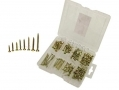 Trade Quality 1200pc Chipboard Screw Assortment 10 x 120 Pack HW088