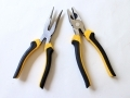 Top Quality 3Pc Drop Forged Cushion Grip Plier Set Missing Diagonal Pliers PL214-RTN1 (DO NOT LIST)