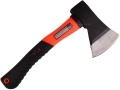 800g Hand Axe with Fibre Handle and Cushioned Rubber Grip AX008