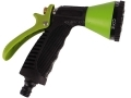 Quality 6 Pattern Green Hand Water Spray Sprinkler GD168 *Out of Stock*
