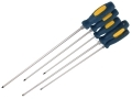Trade Quality 5Pc Extra Long Screwdriver Set 300 to 500 mm SD304