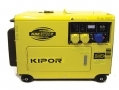 Kipor Super Silent Diesel Generator 5KVA 6700T *Out of Stock*