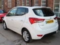 2013 Hyundai ix20 1.4 Style White 5dr 2 Owners Pan Roof 49,000 miles Full Service History KS13FZH
