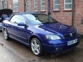2006 Vauxhall Astra Convertible 1.8 Bertone 2 Doors Met Blue AC Half Leather 32,000 miles KS55TVU *Out of Stock*