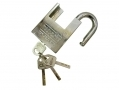 60mm High Grade Security Protected Shank Brass Padlock with 3 Security Keys LK045 *Out of Stock*