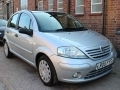 2005 Citroen C3 Automatic 1.4 i SX 5dr Silver Air Con Parking Sensor Front and Rear 41,000 miles LR05FYS