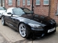 2012 BMW Z4 2.0 20I S Drive M Sport Automatic Black with Black Leather 100,000 miles FSH LR12KYX