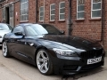 2012 BMW Z4 2.0 20I S Drive M Sport Automatic Black with Black Leather Automatic 39,000 miles LS62NJZ