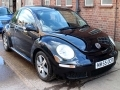 2005 VW Beetle Herbie 1.6 Luna SE in Black Years MOT Full Service MM55OCR