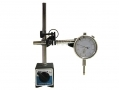 Professional Trade Quality Magnetic DTI Stand 60kgs Analogue Metric Dial Gauge 0-10mm MS084/083 *Out of Stock*