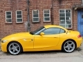2013 BMW Z4 Roadster 20i sDrive M Sport Manual Atacama Yellow 19 inch Wheels 37,000 miles FBSH NX13YRE